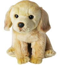 dog stuffed animal