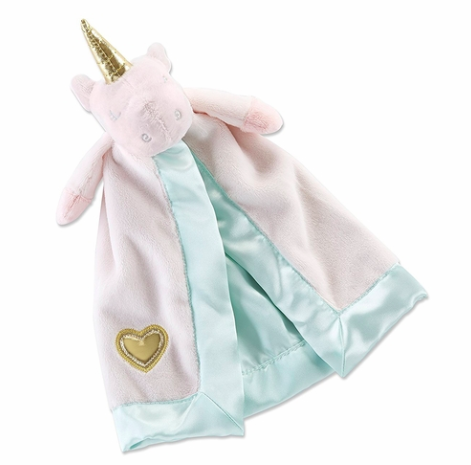 Plush Unicorn baby towel