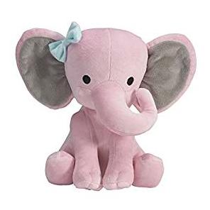 pink plush elephant toys 02