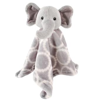 plush elephant baby towel 02